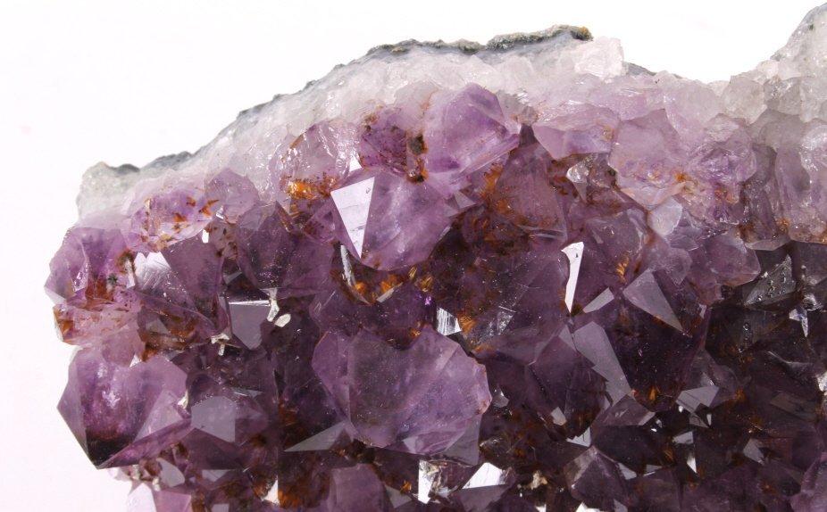 Large Amethyst Crystal Geode Formation - 8