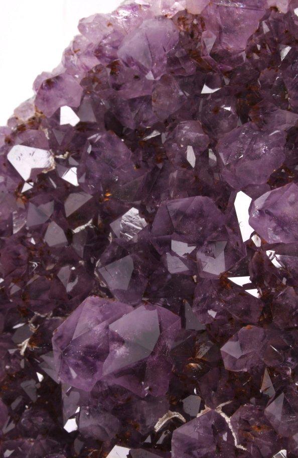 Large Amethyst Crystal Geode Formation - 9