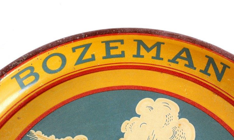 Bozeman Beer Gallatin Brewing Tray Montana Pre-Pro - 3