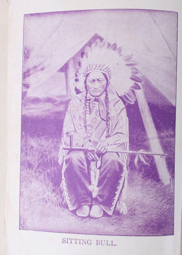 """1892 """"Indian Horrors or Massacres by the Red Man"""" - 2"""