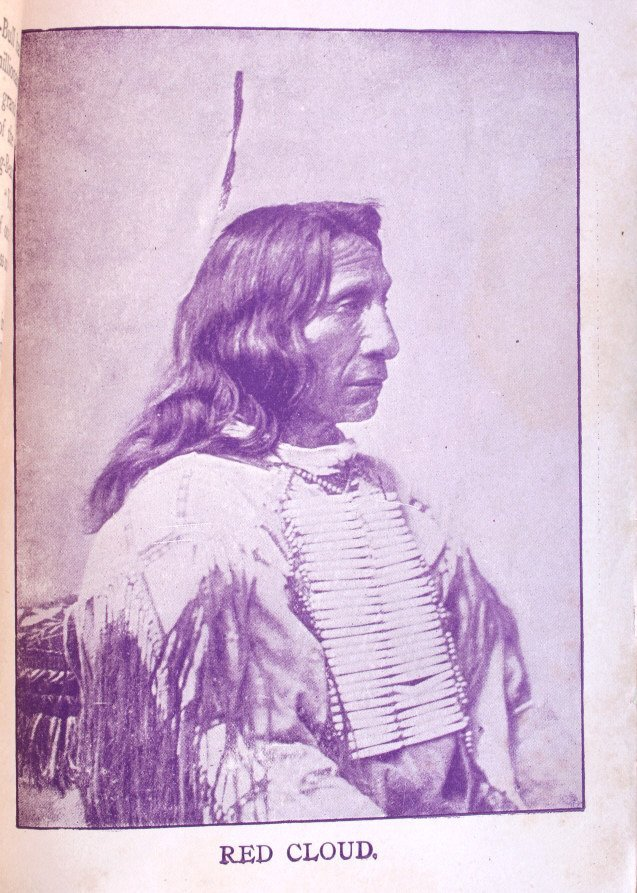 """1892 """"Indian Horrors or Massacres by the Red Man"""" - 6"""