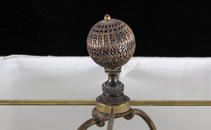 Art Deco Dancing Figures Lamps - 10