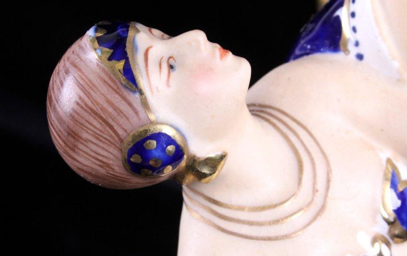 Art Deco Dancing Figures Lamps - 5