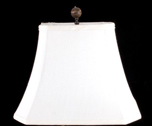 Art Deco Dancing Figures Lamps - 9