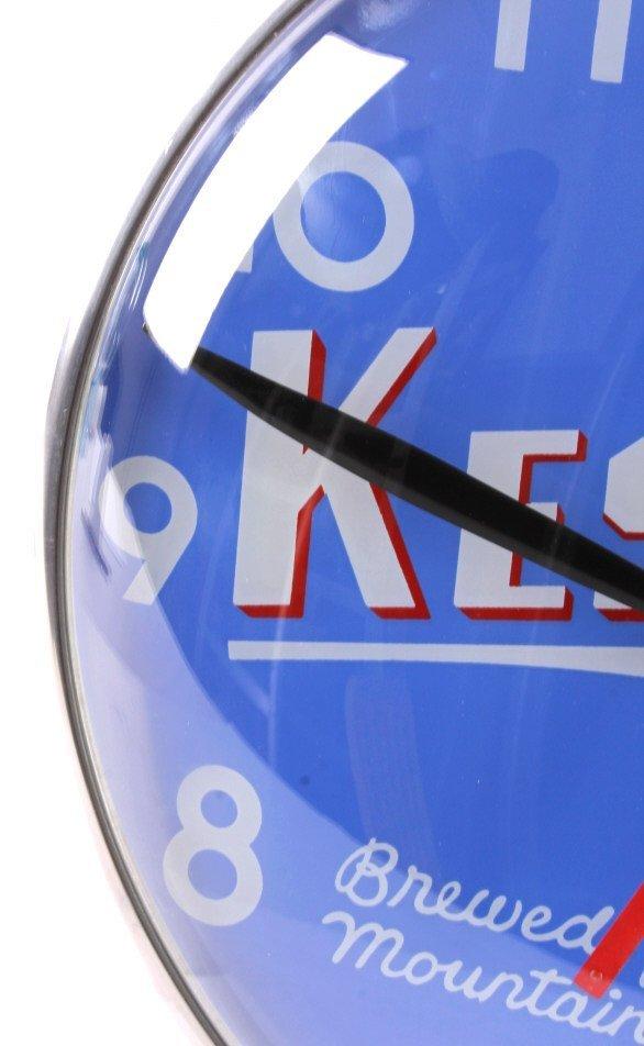 RARE Kessler Beer Clock from Helena Montana - 10
