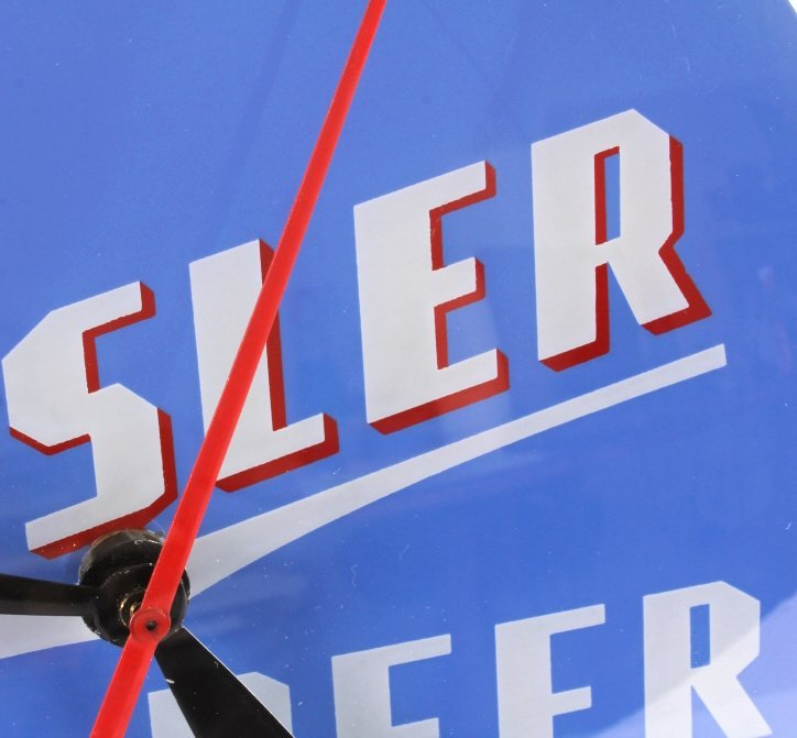 RARE Kessler Beer Clock from Helena Montana - 7