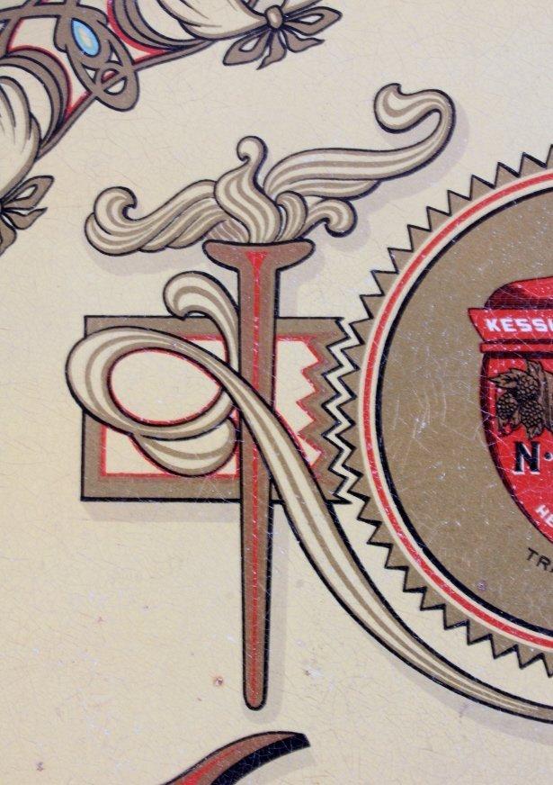 Kessler Lorelei Beer & Malt Extract Tray Helena MT - 5