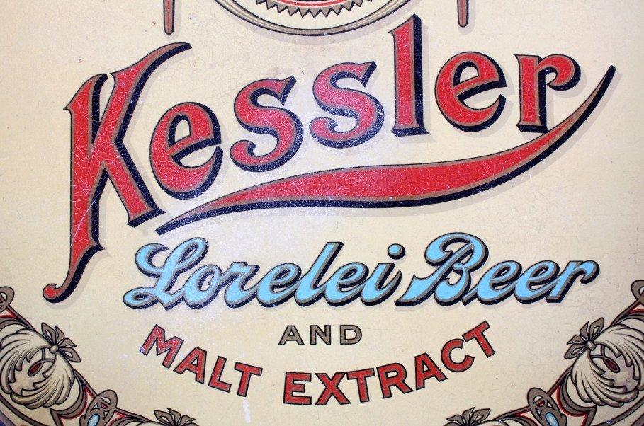 Kessler Lorelei Beer & Malt Extract Tray Helena MT - 8