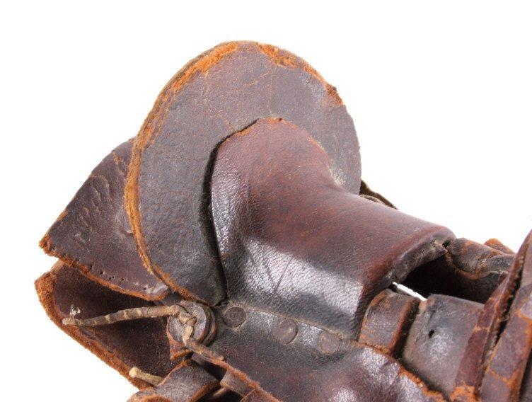 1880's A-Fork Salesman Sample Saddle - 4
