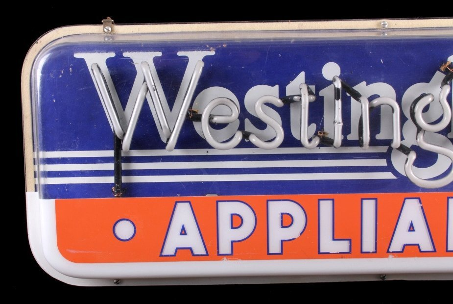 Westinghouse Appliances Neon Advertising Sign - 2