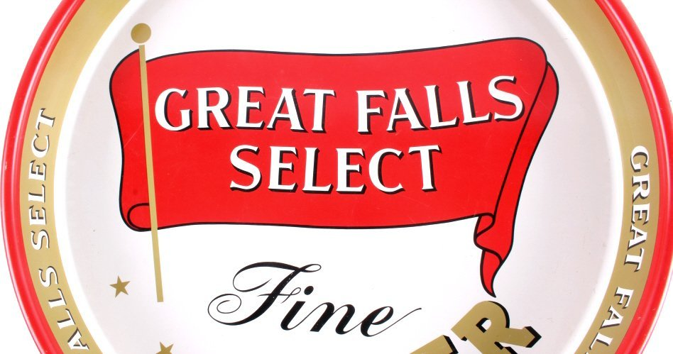 Great Falls Select Fine Beer Tray from Montana - 3