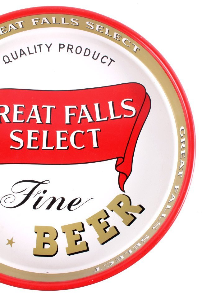 Great Falls Select Fine Beer Tray from Montana - 9