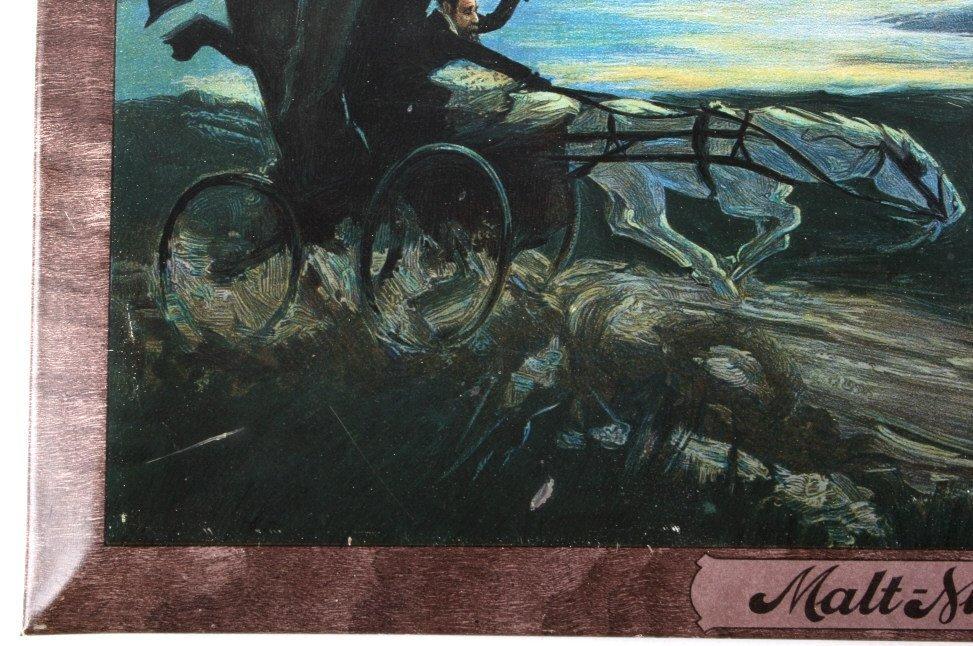 Rare Pre-Prohibition Anneuser-Busch Lithograph - 5