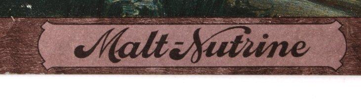 Rare Pre-Prohibition Anneuser-Busch Lithograph - 6