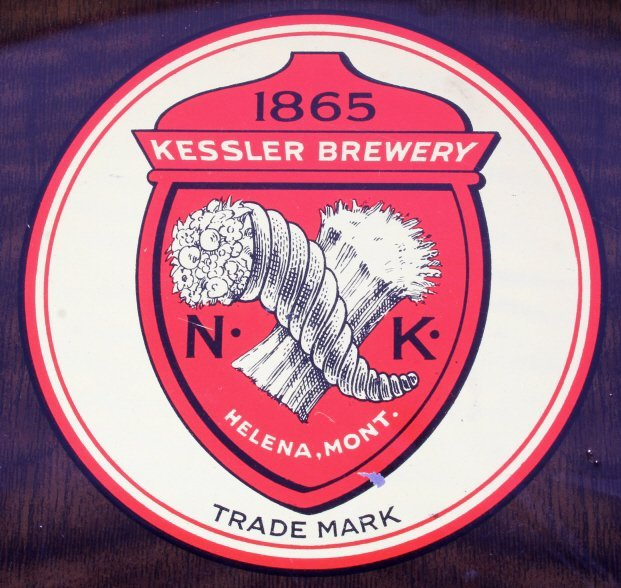 Kessler Brewing Co. Beer Tray from Helena Montana - 5