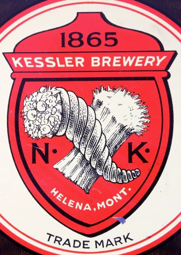 Kessler Brewing Co. Beer Tray from Helena Montana - 6
