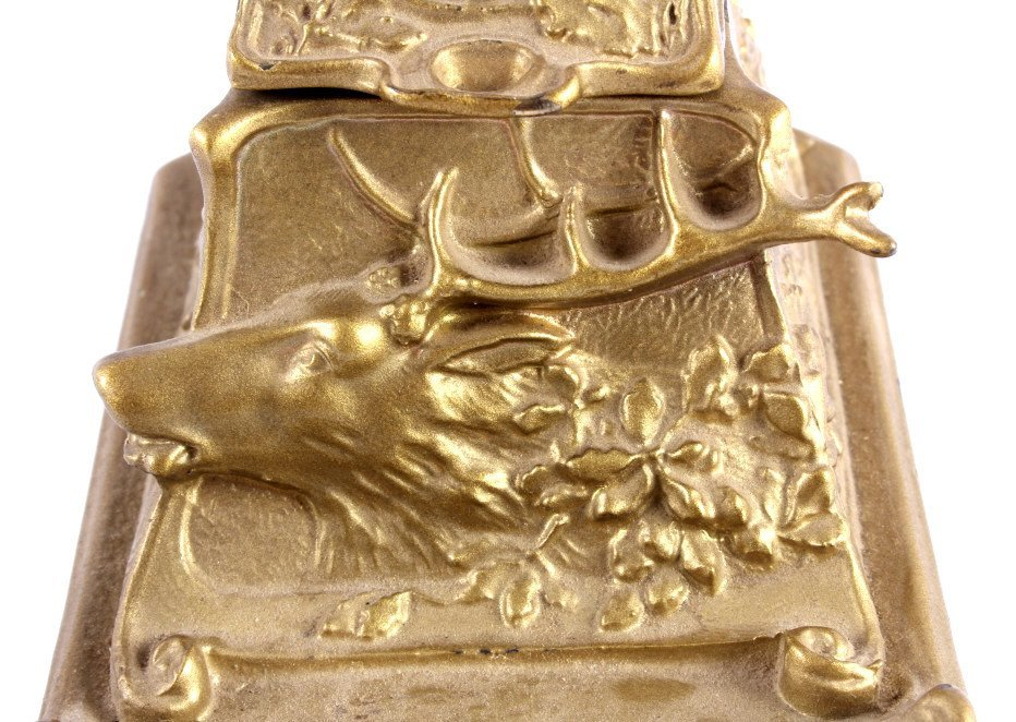 Antique Inkwell Collection - 9