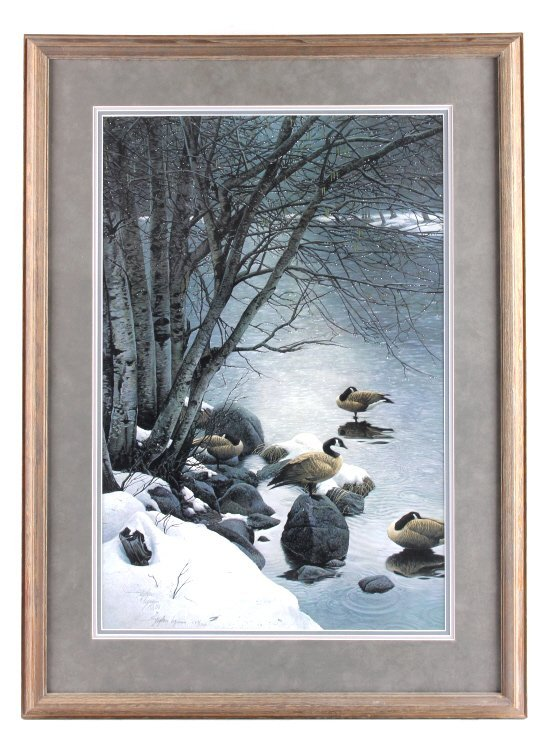 Stephen Lyman Framed Print - 9