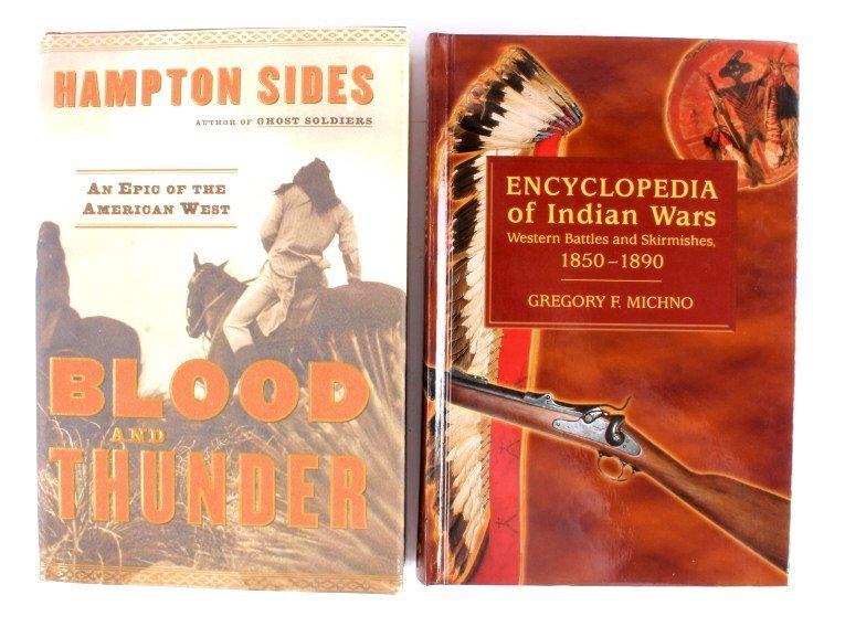 Native American Hardback Book Collection - 4