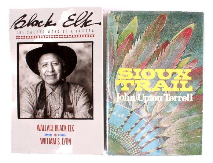 Native American Hardback Book Collection - 5
