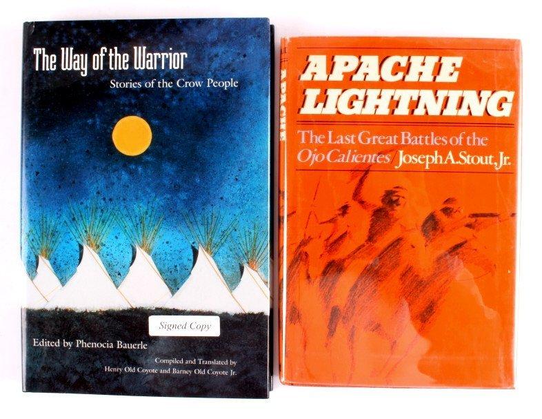 Native American Hardback Book Collection - 6