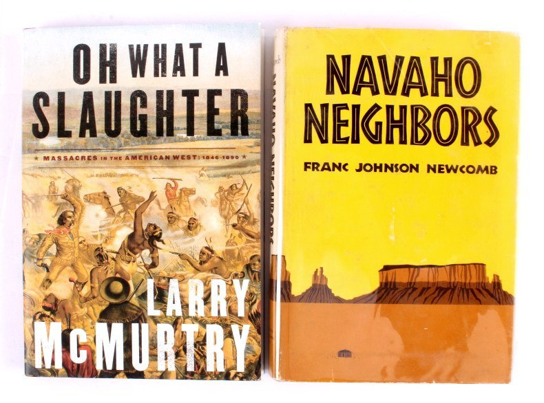 Native American Hardback Book Collection - 7