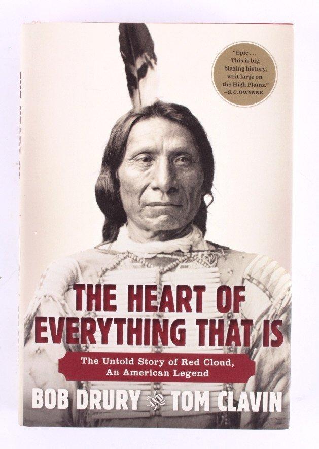 Native American Hardback Book Collection - 8