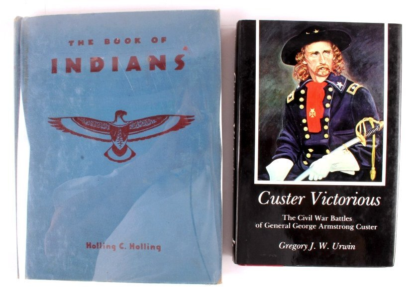 Native American Hardback Book Collection - 4