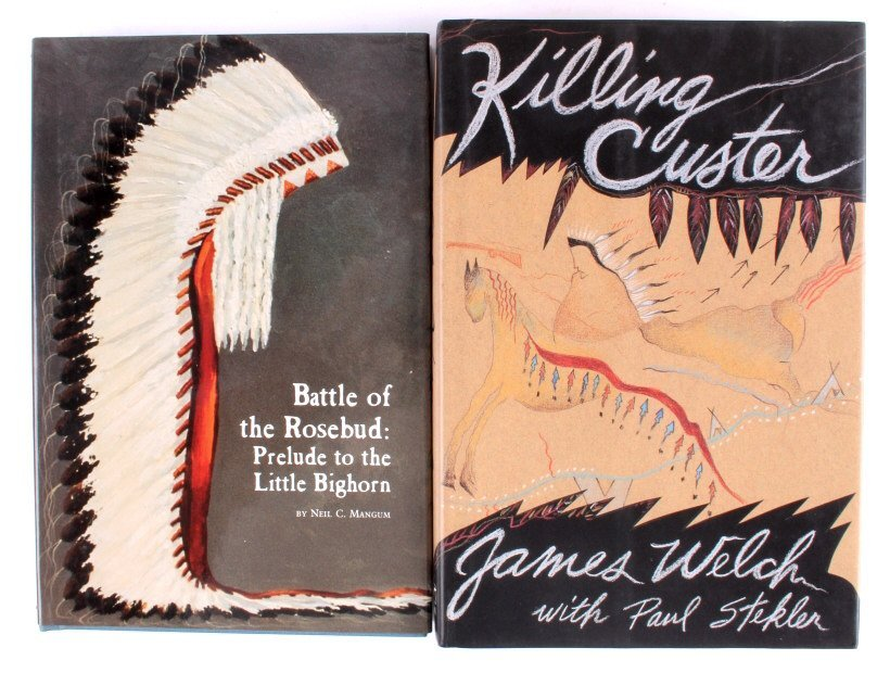 Native American Hardback Book Collection - 5