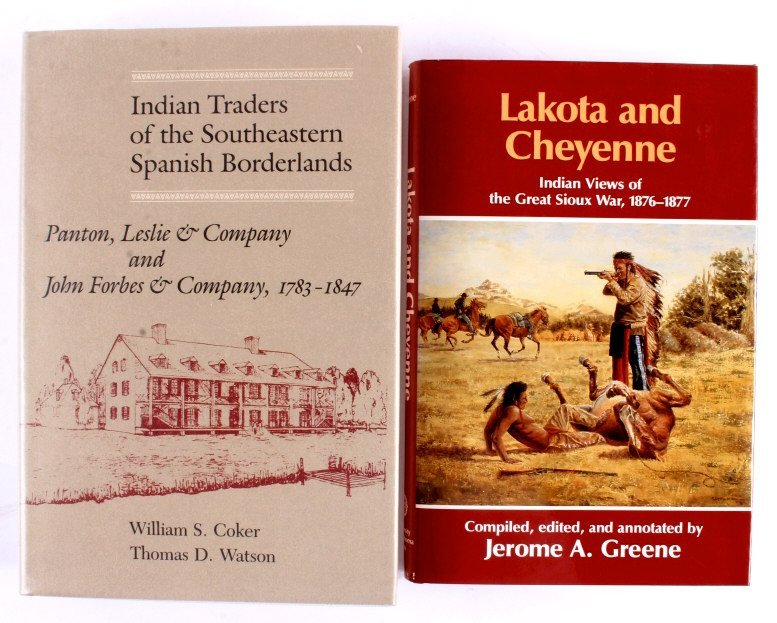 Native American Hardback Book Collection - 6