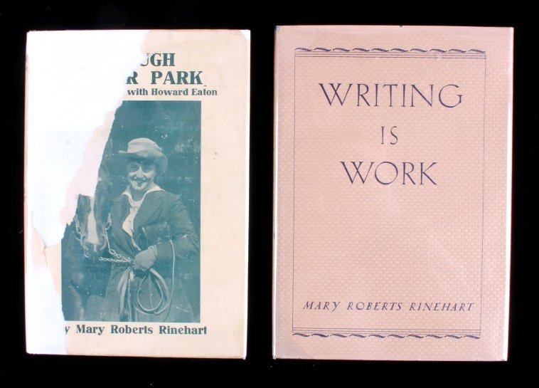 Mary Roberts Rinehart Book Collection