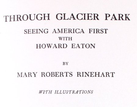 Mary Roberts Rinehart Book Collection - 3