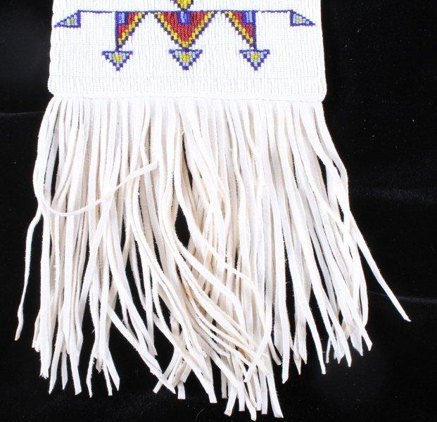 Plains Native American Document Bag - 3
