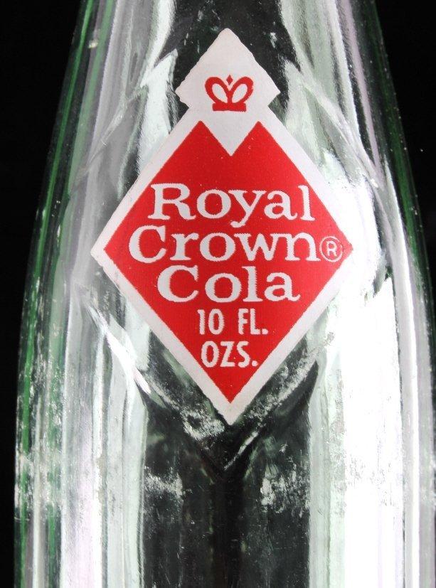 Vintage Soda Bottle Collection - 7