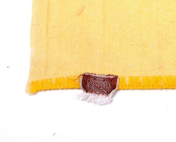 Jack Frost Wool Fur Trade Blanket - 3
