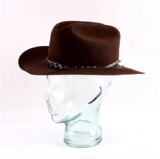 Wyoming Game   Fish 4X Beaver Stetson Cowboy Hat 145409052a39