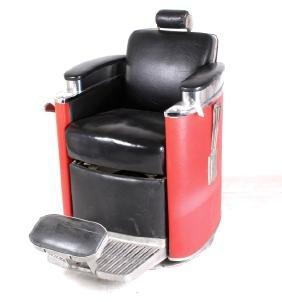 Koken President Barber Chair c.1953