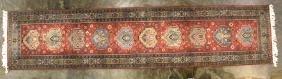 Persian Shirvan Wool Runner