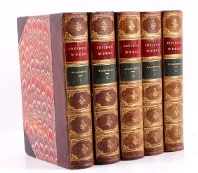 1857 Life of George Washington by Irving