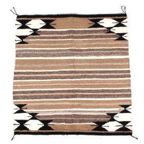 Navajo Wide Ruins Wool Rug