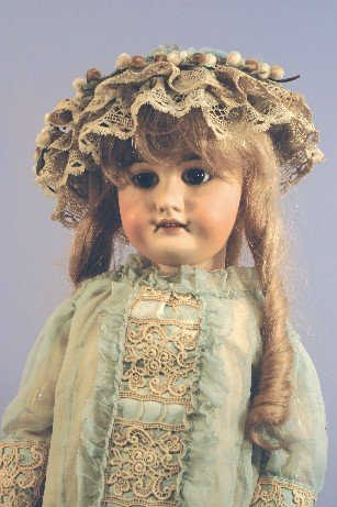Antique German Bisque Doll, GK DEP 44-32