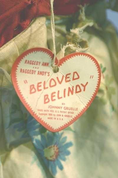 Antique Black Doll Georgene BELOVED BELINDY