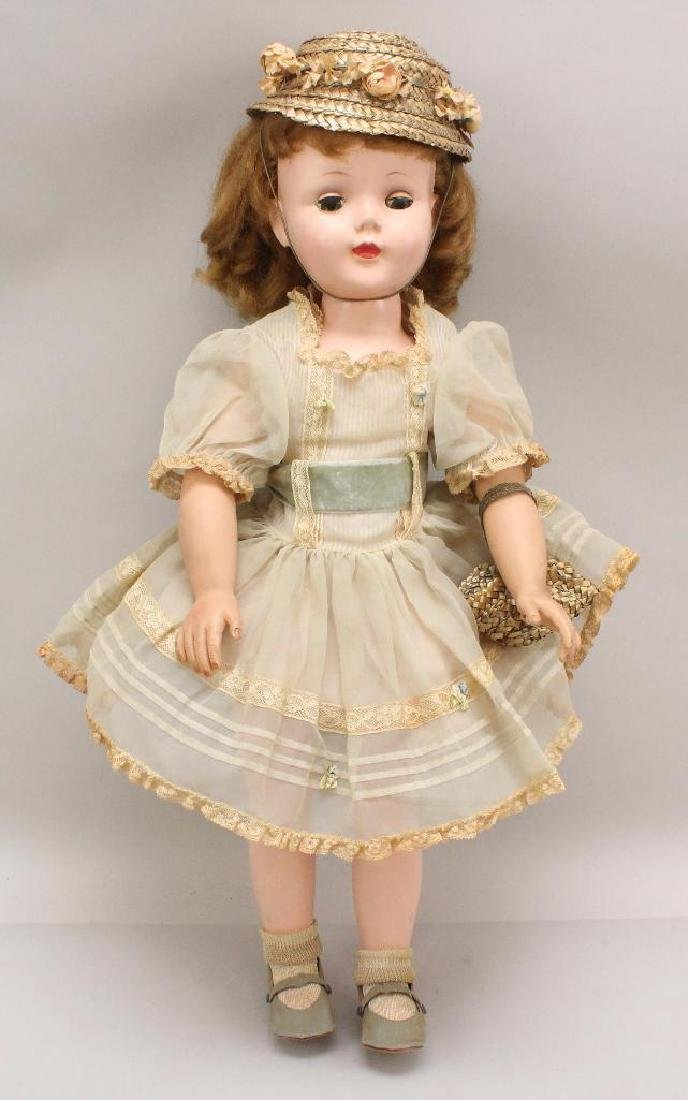 "24"" ALL ORIGINAL 1953 AMERICAN CHARACTER ""SWEET SUE"""