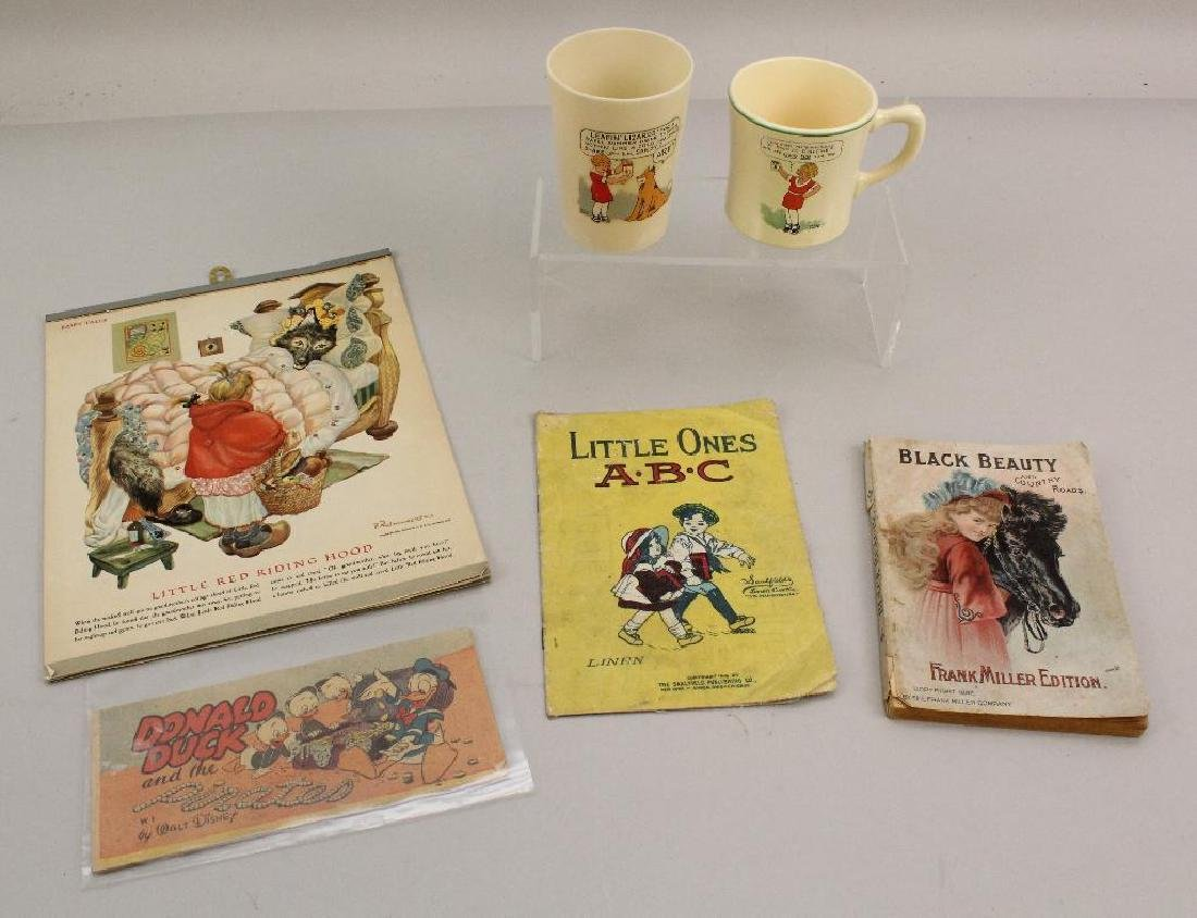 LOT OF VINTAGE ADVERTISING RELATED ITEMS INC. PREMIUMS.