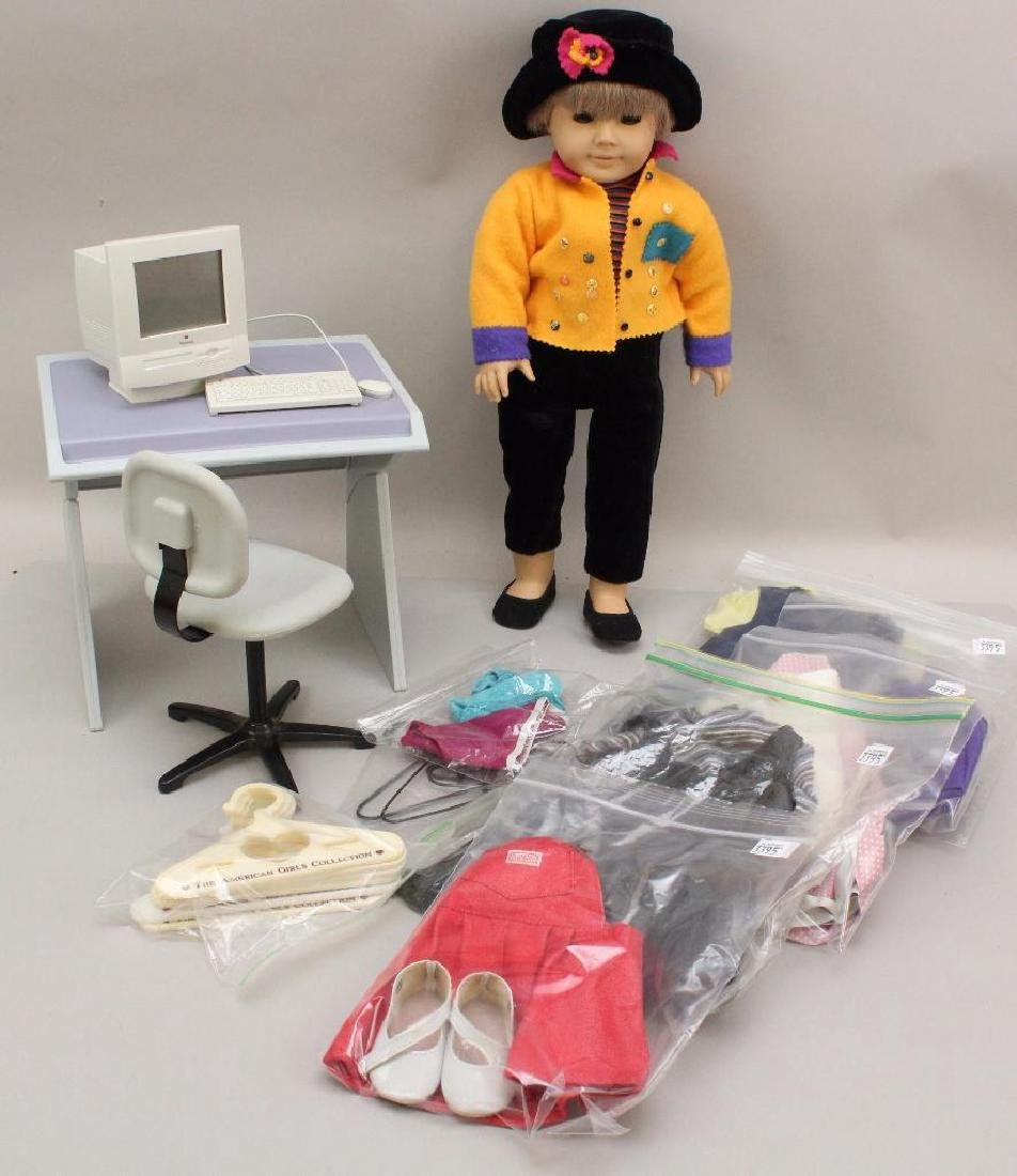 AMERICAN GIRL LOT: GIRL OF TODAY DOLL, CLOTHING,