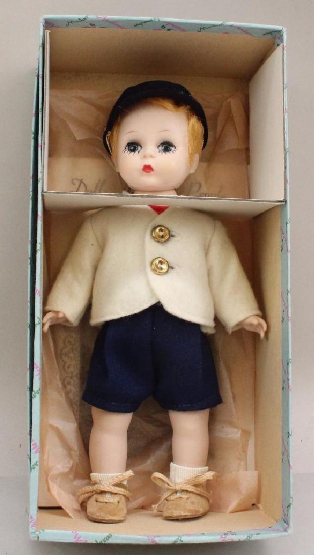 "MIB 8"" BKW 1955 MADAME ALEXANDER ""BOBBY, THE BOY NEXT"