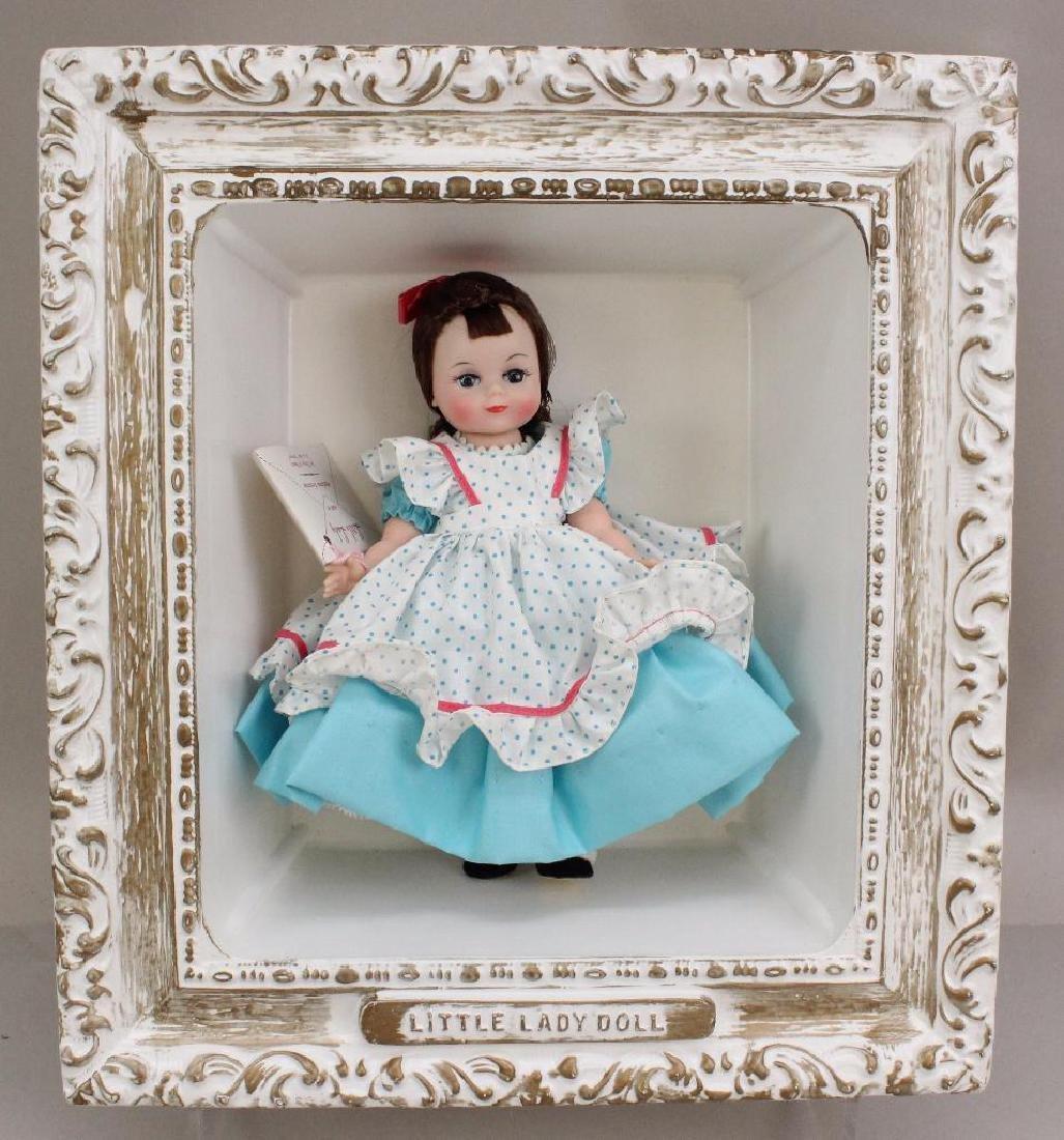 "MINT 8"" BKW 1960-1961 MADAME ALEXANDER ""LITTLE LADY"""