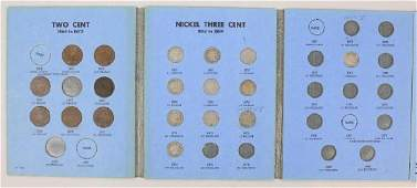 Two Cent Nickel Three Cents