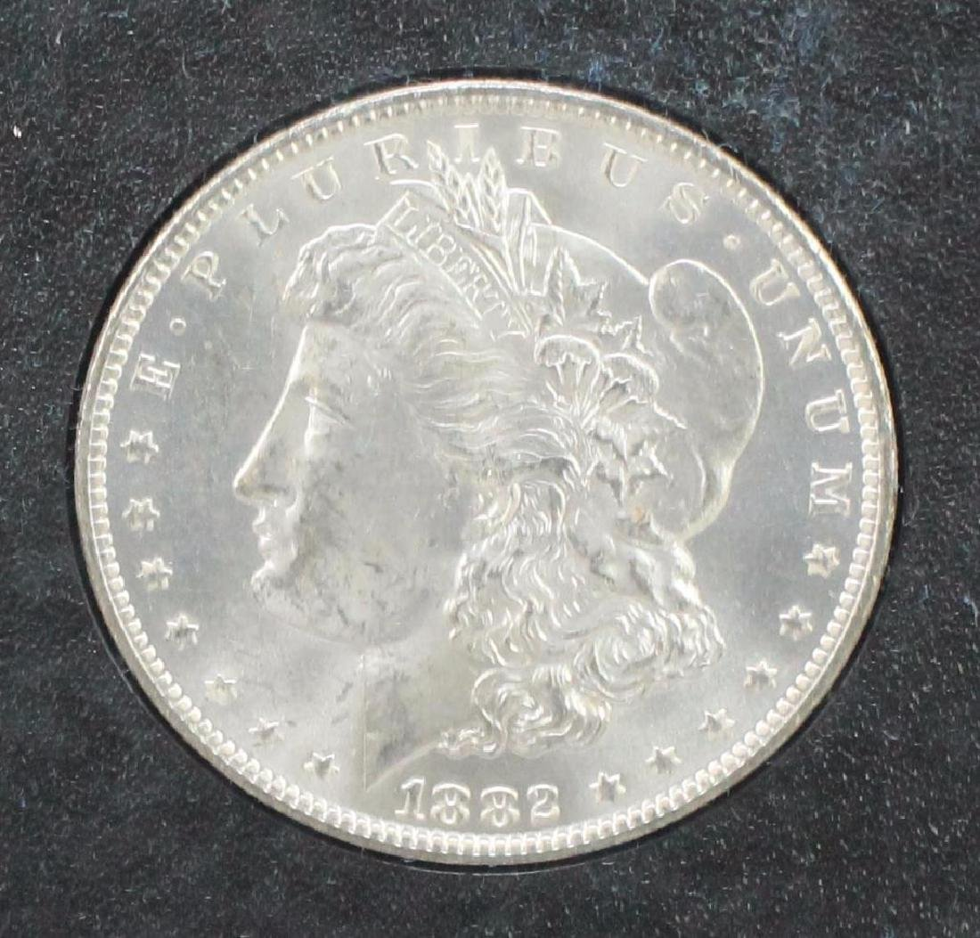 MORGAN DOLLAR - 2