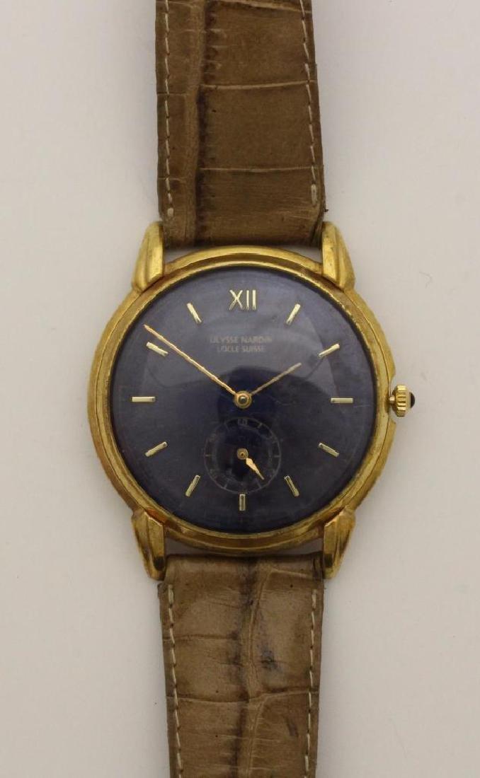 Ulysse Nardin Wrist Watch